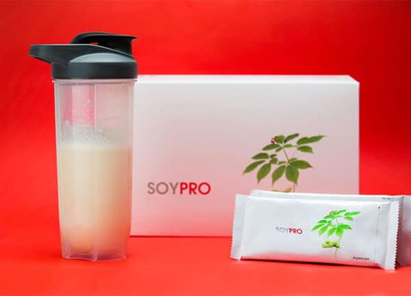 SOYPRO wholesome plant protein and daily nutririon support on Nourish Natural Wellness