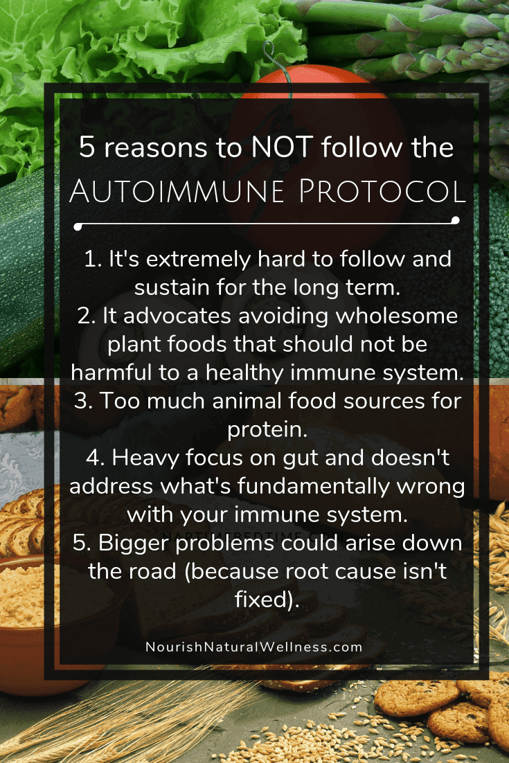 Why I Don't Believe in the Autoimmune Protocol (AIP