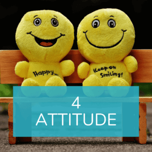 Step 4 - Positive Attitude for Immune System on Nourish Natural Wellness