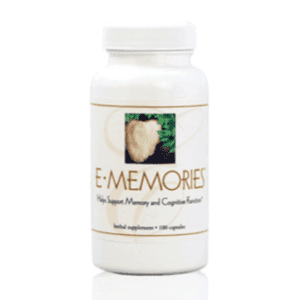 E-memories nervous system support on Nourish Natural Wellness