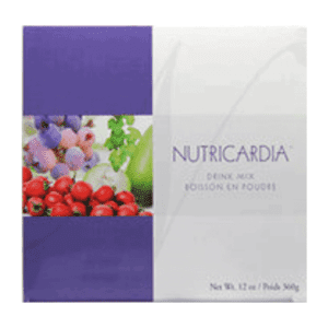Nutricardia circulatory system support on Nourish Natural Wellness