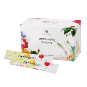 Oxyginberry beverage circulatory system support on Nourish Natural Wellness