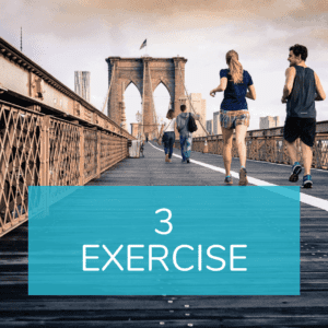 Step 3 – Exercise for Immune System on Nourish Natural Wellness
