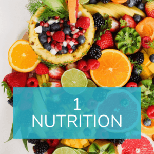 Step 1 - Nutrition for Immune System on Nourish Natural Wellness