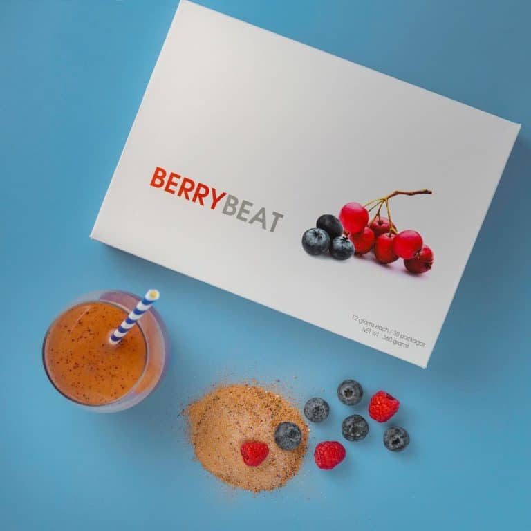 Berrybeat on Nourish Natural Wellness