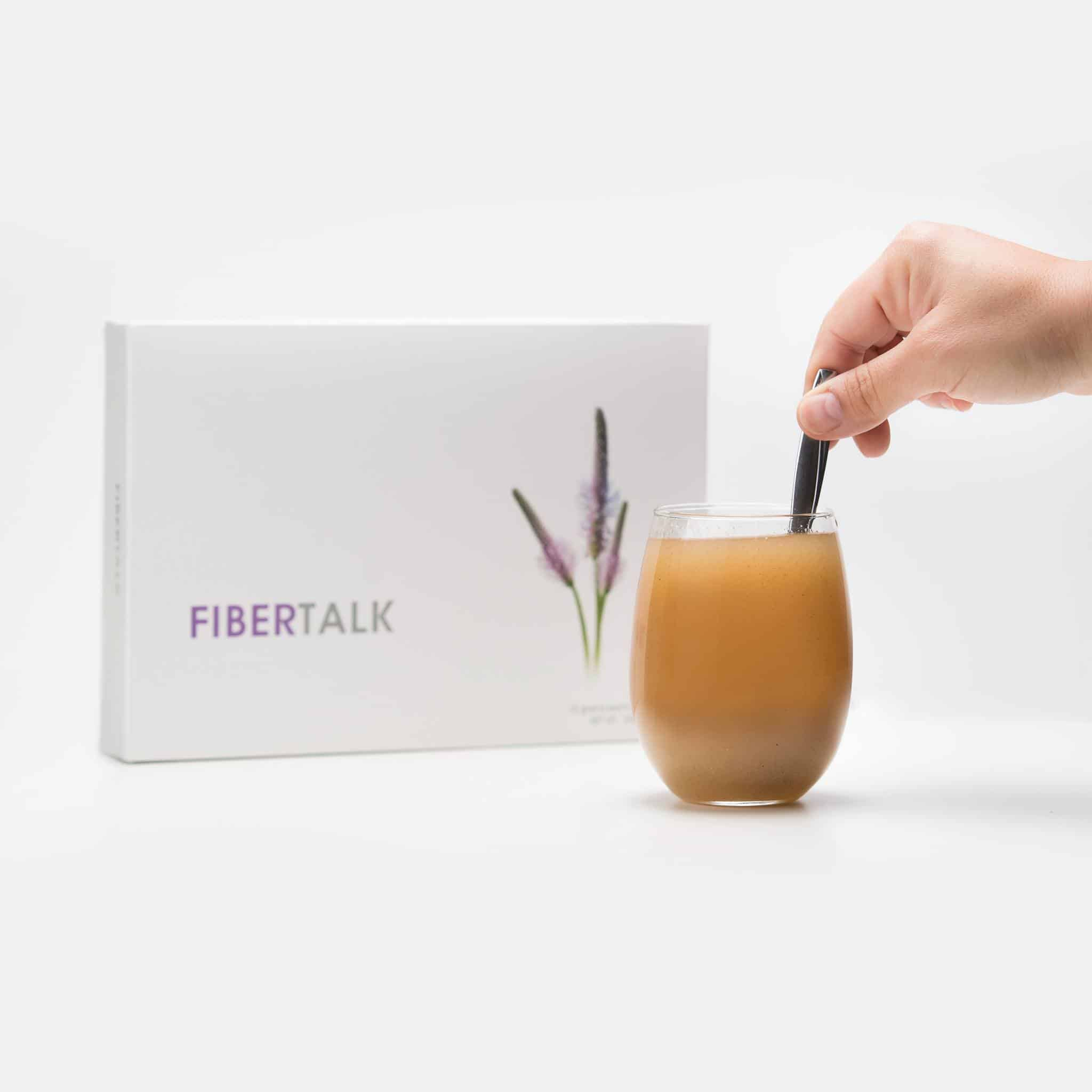 Fibertalk on Nourish Natural Wellness