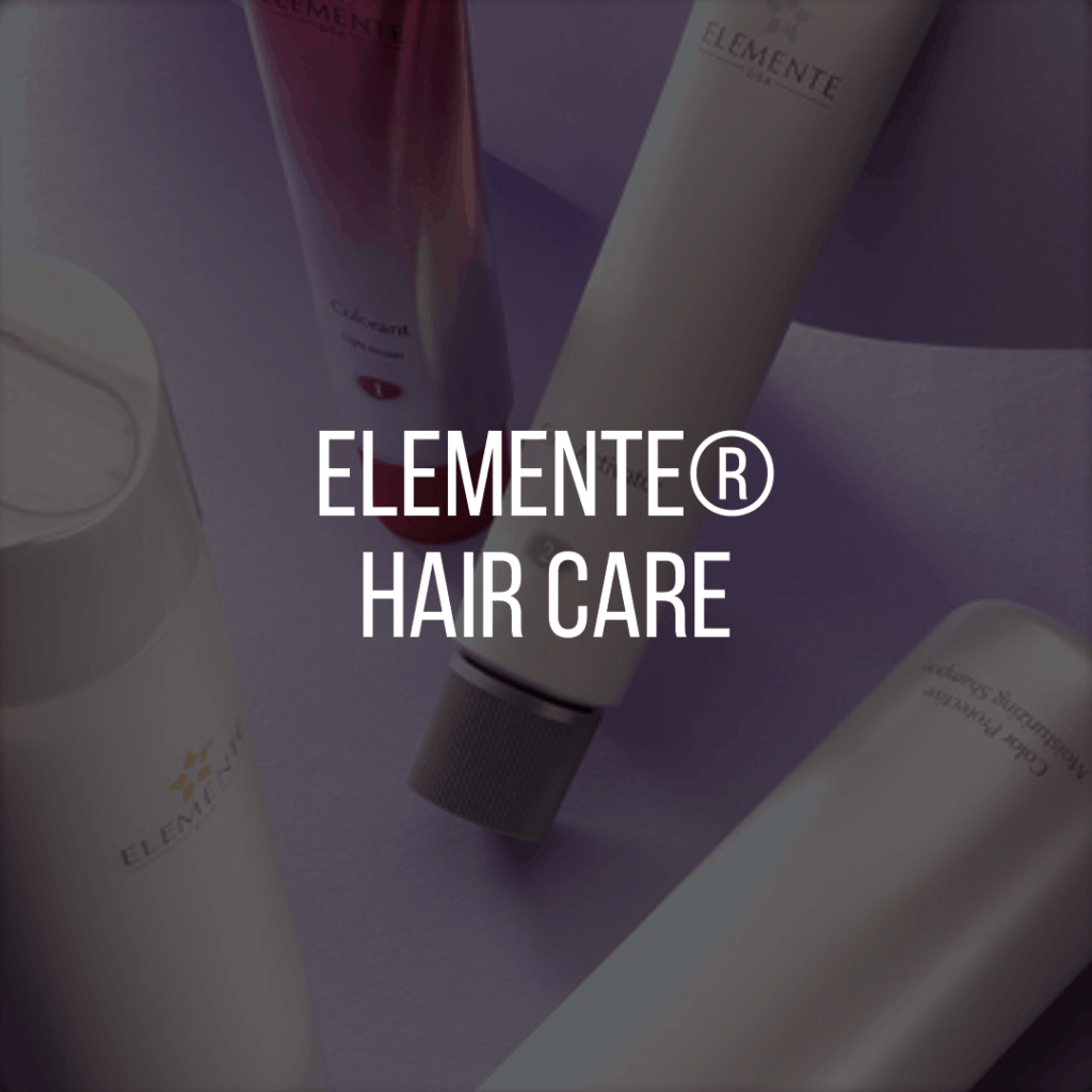 E. Excel Elemente hair care on Nourish Natural Wellness
