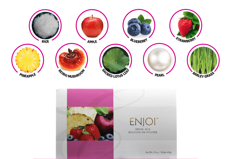 E Excel Nutritional Immunology ENJOI soy free nutrition support on Nourish Natural Wellness