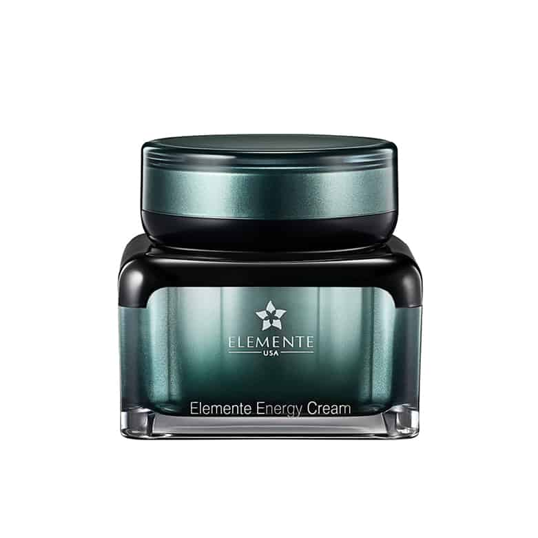 E. Excel Elemente Energy Cream on Nourish Natural Wellness