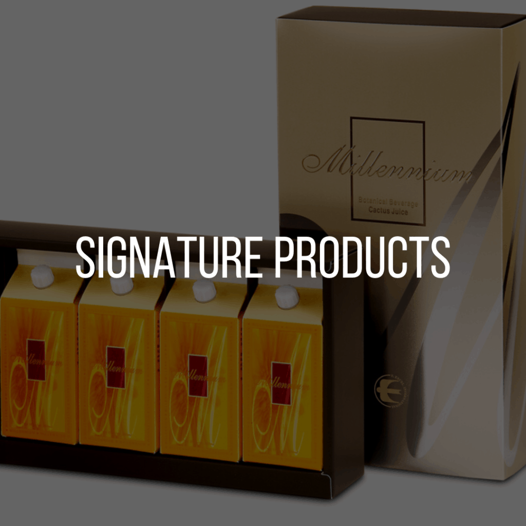 E. Excel signature products on Nourish Natural Wellness