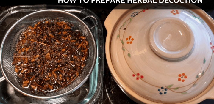 How to Prepare Chinese Herbal Medicine | Herbal Decoction [Traditional Chinese Medicine]