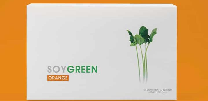 SOYGREEN (ORANGE)