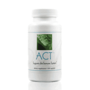 ACT immune system support on Nourish Natural Wellness
