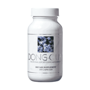 Dong Guai circulatory system support on Nourish Natural Wellness