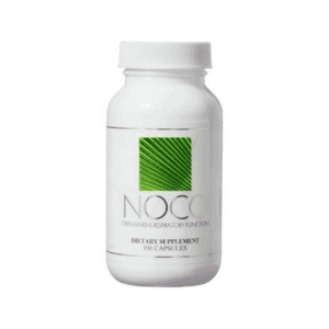 NOCO respiratory system support on Nourish Natural Wellness