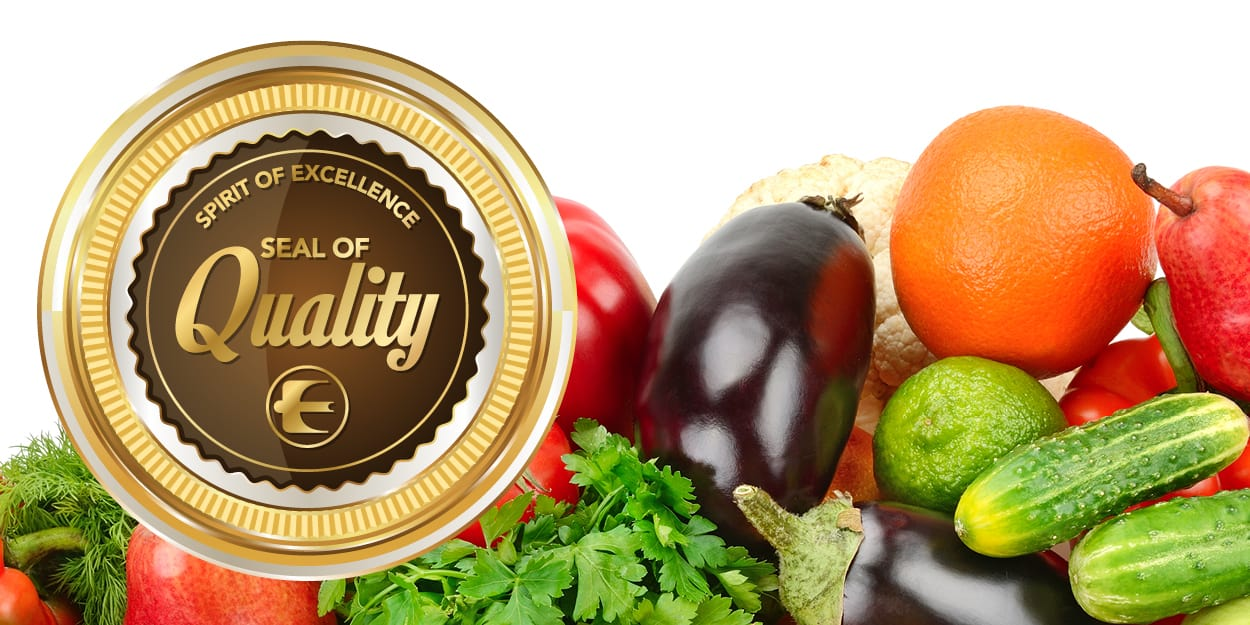 Seal of Quality on Nourish Natural Wellness