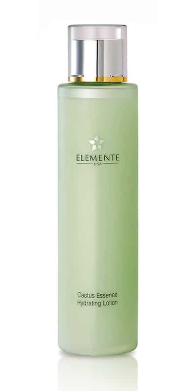 E. Excel Elemente Cactus Essence Hydrating Facial Lotion on Nourish Natural Wellness