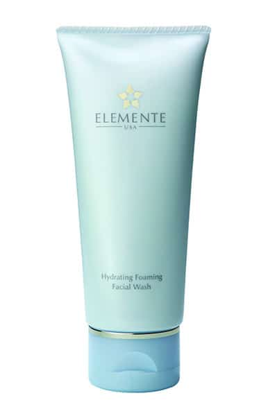 E. Excel Elemente Hydrating Foaming Facial Wash on Nourish Natural Wellness