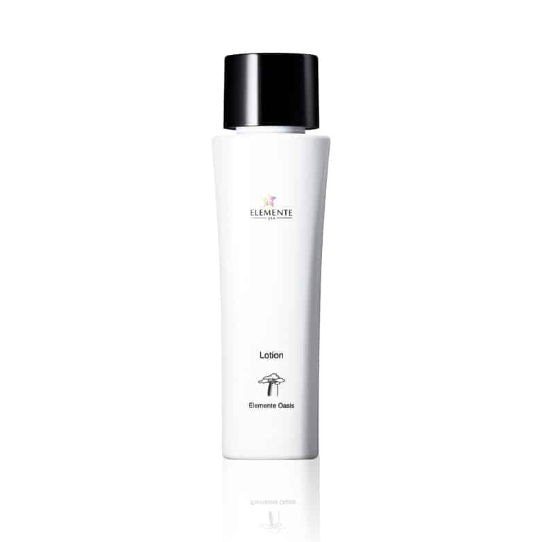 E. Excel Elemente Oasis Lotion on Nourish Natural Wellness
