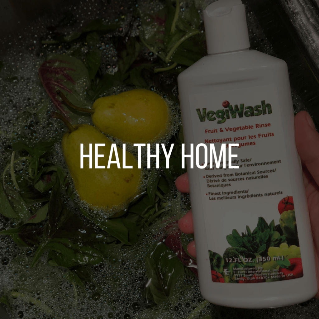 E. Excel healthy home products on Nourish Natural Wellness