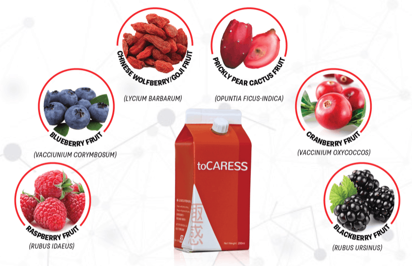 E. Excel Nutritional Immunology toCaress antioxidants anti inflammation support on Nourish Natural Wellness